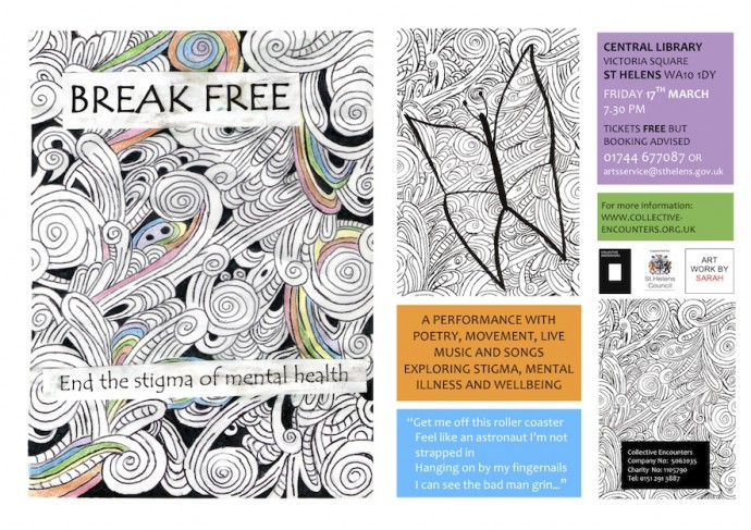 BREAK FREE FLYER