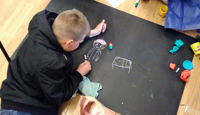 Animation Project with Sefton Young Carers