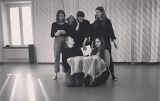 Youth Theatre Rehearsal in Sweden