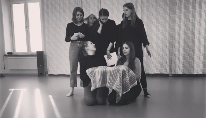 Greetings from Skellefteå! – An update on part two of our Swedish Exchange from Youth Theatre members